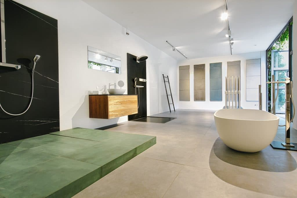 Mirage Keramikfliesen Showroom in Singen